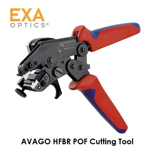 [EXA] CUTTING TOOL Semi-Auto for HFBR POF Cable