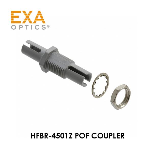 [EXA] HFBR-4501Z POF Coupler