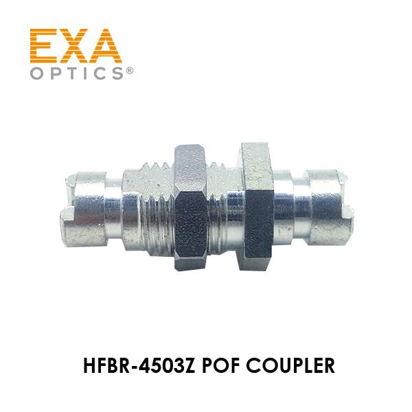 [EXA] HFBR-4503Z POF Coupler