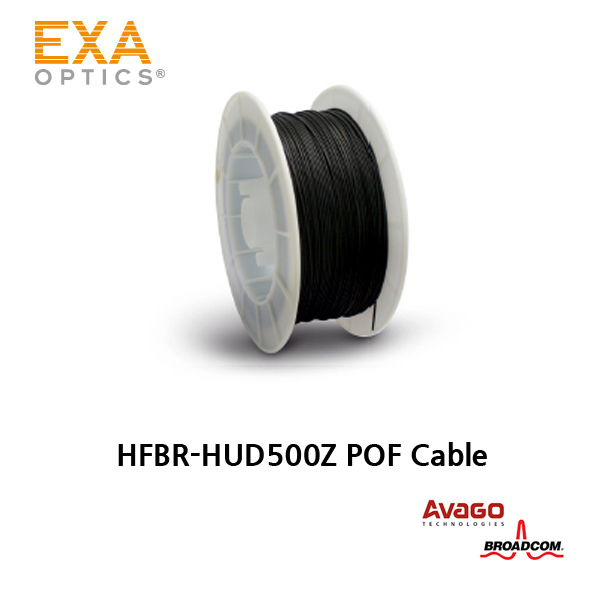 [AVAGO] HFBR-HUD500Z 500m Plastic Optical fiber Cable -650nm