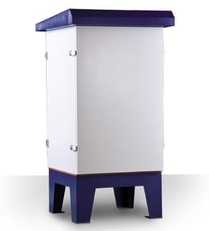 [SG] SGOD-1000-19U Custom Made 屋外ラック Cabinet (H1370*W700*D760) 19U
