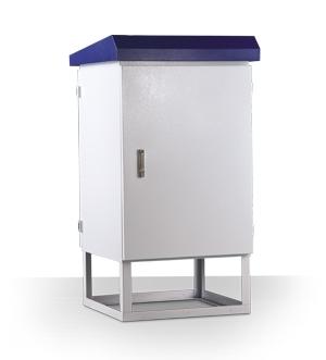 [SG] SGOD-2000-10U Custom Made 屋外ラック Cabinet (H850*W600*D600) 10U