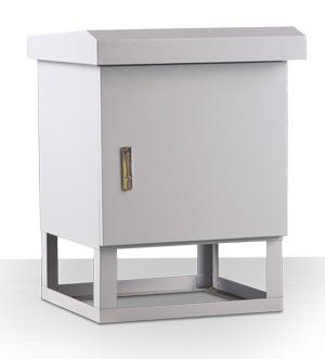 [SG] SGOD-3000-8U Custom Made 屋外ラック Cabinet (H500*W550*D550) 8U