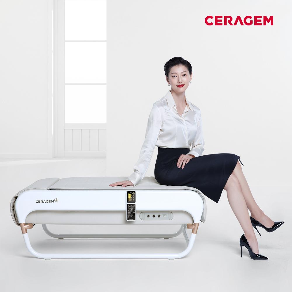 [렌탈/제휴카드 최대 150만원 캐시백] 세라젬 척추 의료가전 마스터 V4 차콜 화이트 / 사은품 3종 증정 이정재 가격