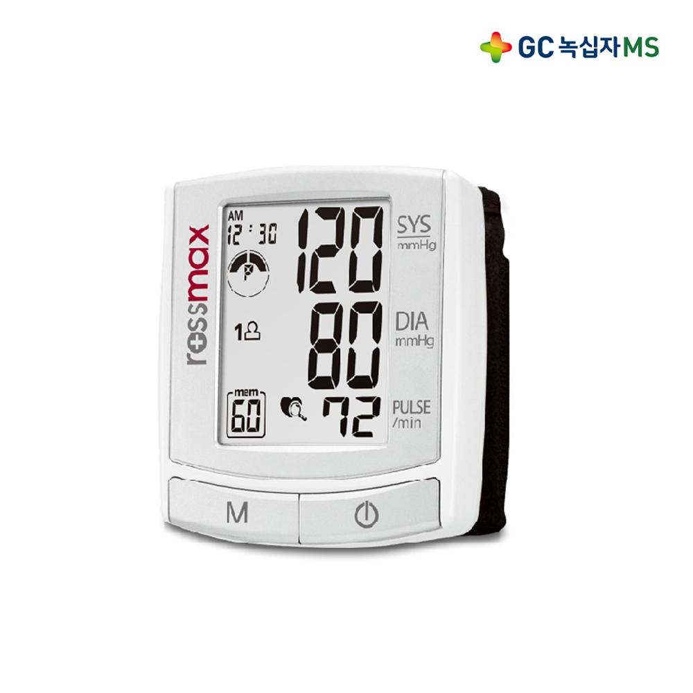 녹십자MS BI701 손목형 혈압측정기