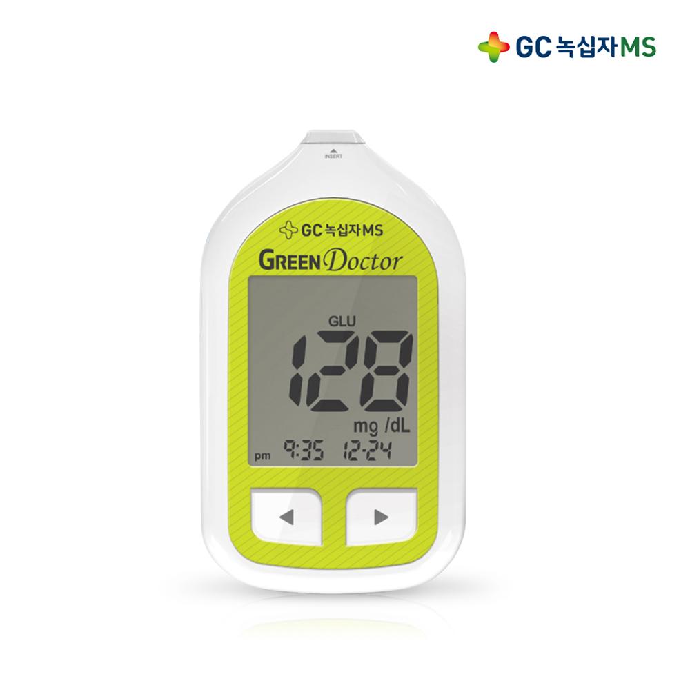 녹십자 G400 그린케어 혈당측정기 세트
