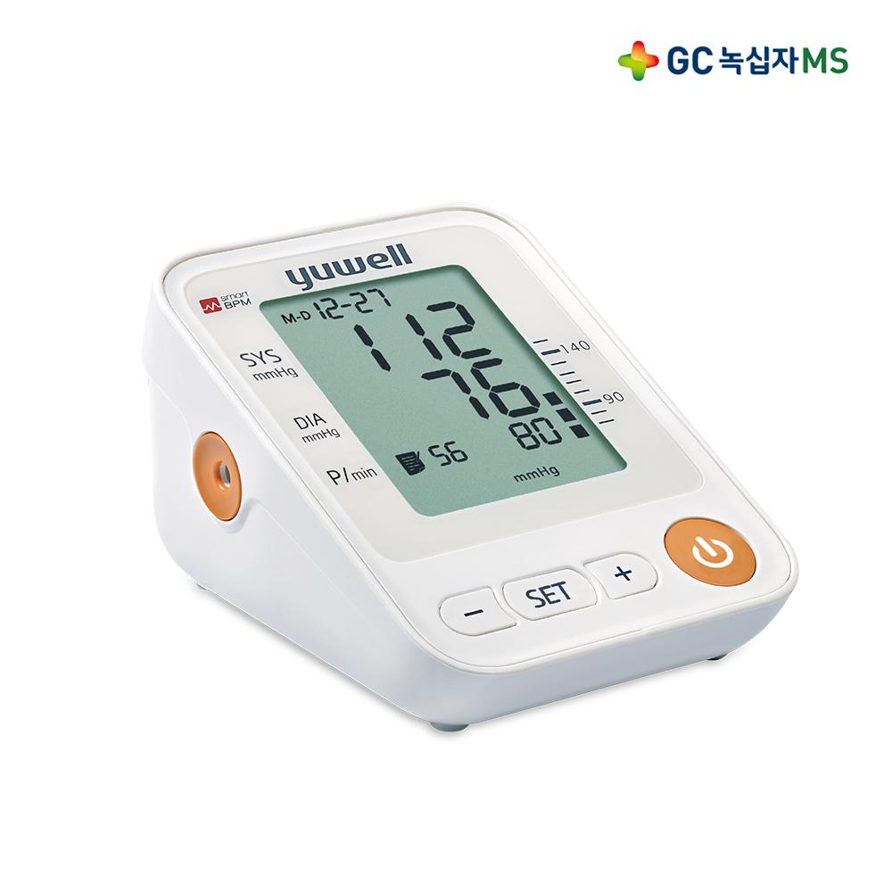 녹십자MS YE650A 혈압측정기