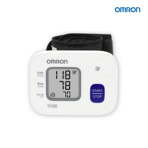 오므론 HEM-6161 손목식 혈압측정기