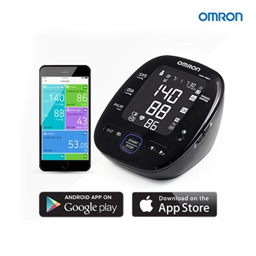 오므론 HEM-7280T 블루투스 혈압측정기