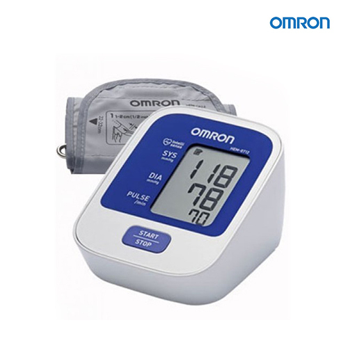 오므론 HEM-8712 혈압측정기