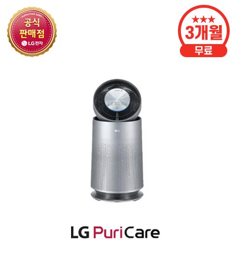 LG 퓨리케어 공기청정기 19평형 실버 펫모드