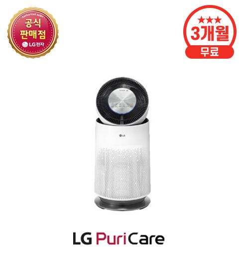 LG 퓨리케어 공기청정기 19평형 화이트