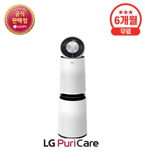 LG 퓨리케어 공기청정기 30평형 화이트