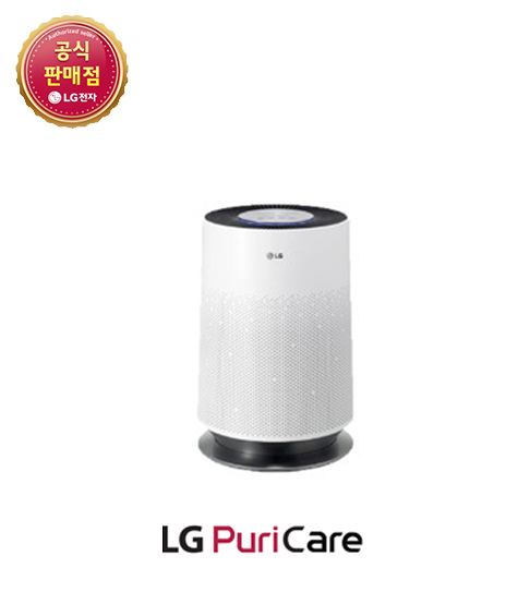 LG 퓨리케어 공기청정기 17평형 화이트