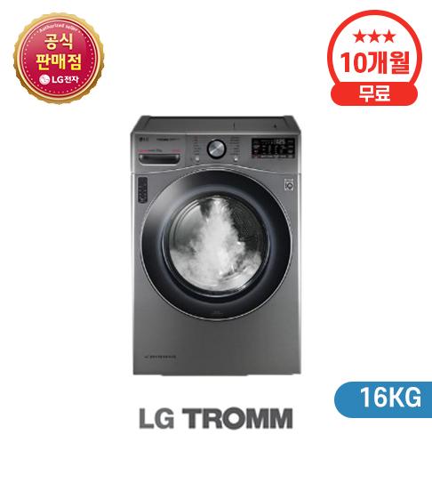 LG 트롬 1등급 스팀 건조기 16KG