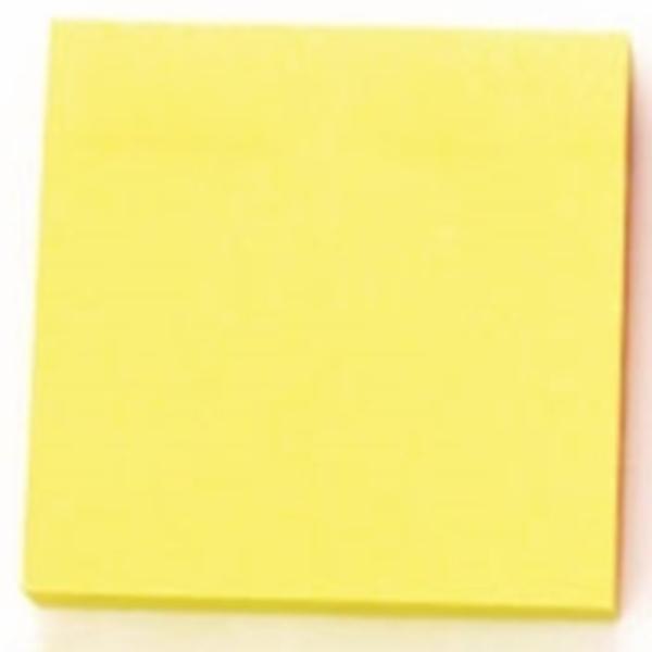 포스트잇 네모 스티커 메모지 접착메모지 사무용품