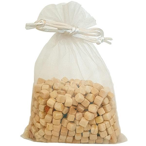 순수편백나무 6미리칩 100g