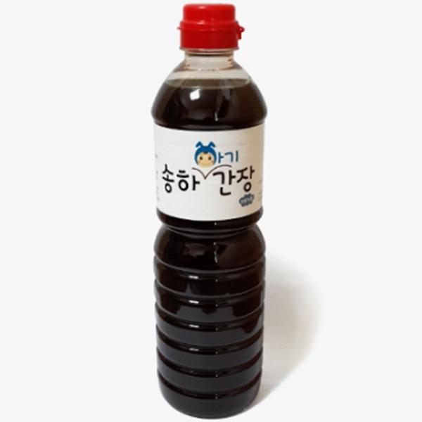[아기간장] 우리아기 첫 간장 송하아기간장500ml