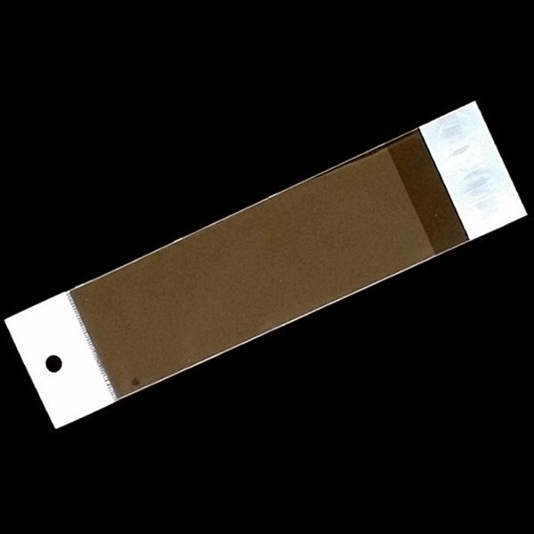 진열용 투명 OPP 헤다봉투 4cmX(3+25cm) +4cm 200장