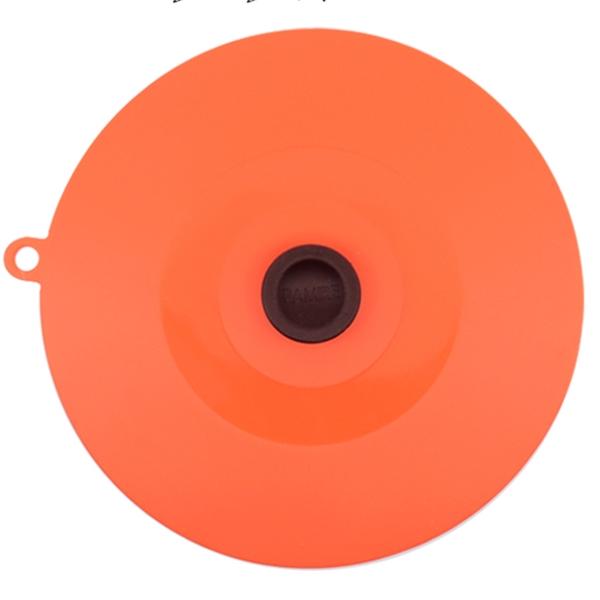 파미래 멀티실리콘뚜껑(18cm) 실리콘덮개 그릇뚜껑