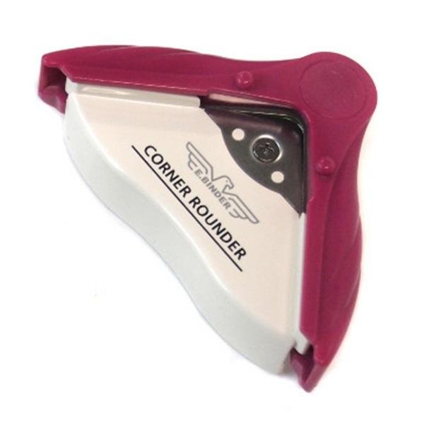 이글바인더 찝힘없는 모서리 컷팅 코너라운더