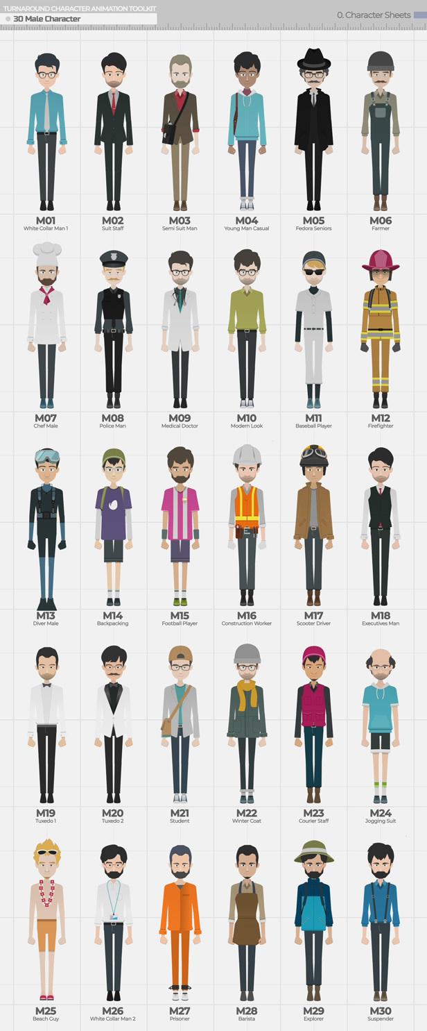 Turnaround Character Animation Toolkit - 11