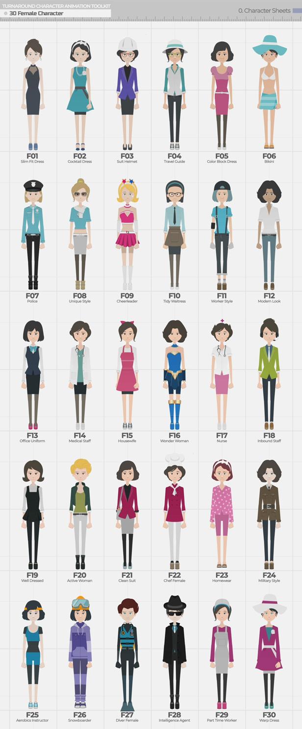 Turnaround Character Animation Toolkit - 12