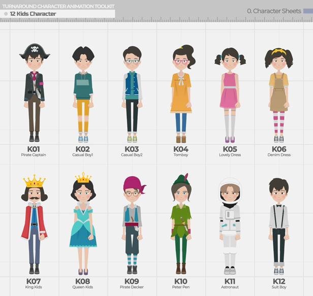 Turnaround Character Animation Toolkit - 13