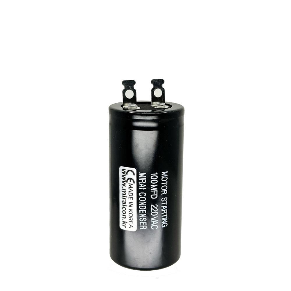 기동콘덴서,모터콘덴서,모타콘덴서,모터컨덴서,에어컨컨덴서,실외기콘덴서,모터기동용,모터,펌프콘덴서,선풍기콘덴서,세차기콘덴서,모터기동콘덴서,전동기콘덴서,220VAC 100uF