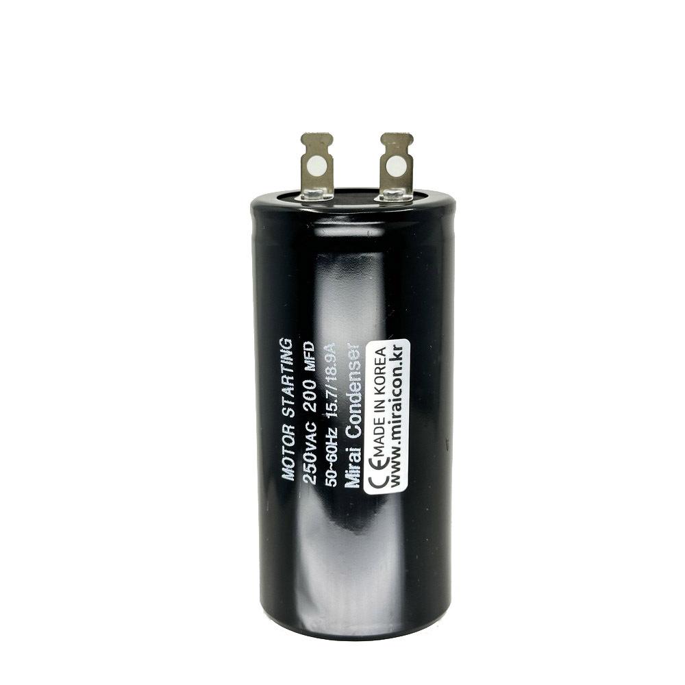 기동콘덴서,모터콘덴서,모타콘덴서,모터컨덴서,에어컨컨덴서,실외기콘덴서,모터기동용,모터,펌프콘덴서,선풍기콘덴서,세차기콘덴서,모터기동콘덴서,전동기콘덴서,250VAC 200uF