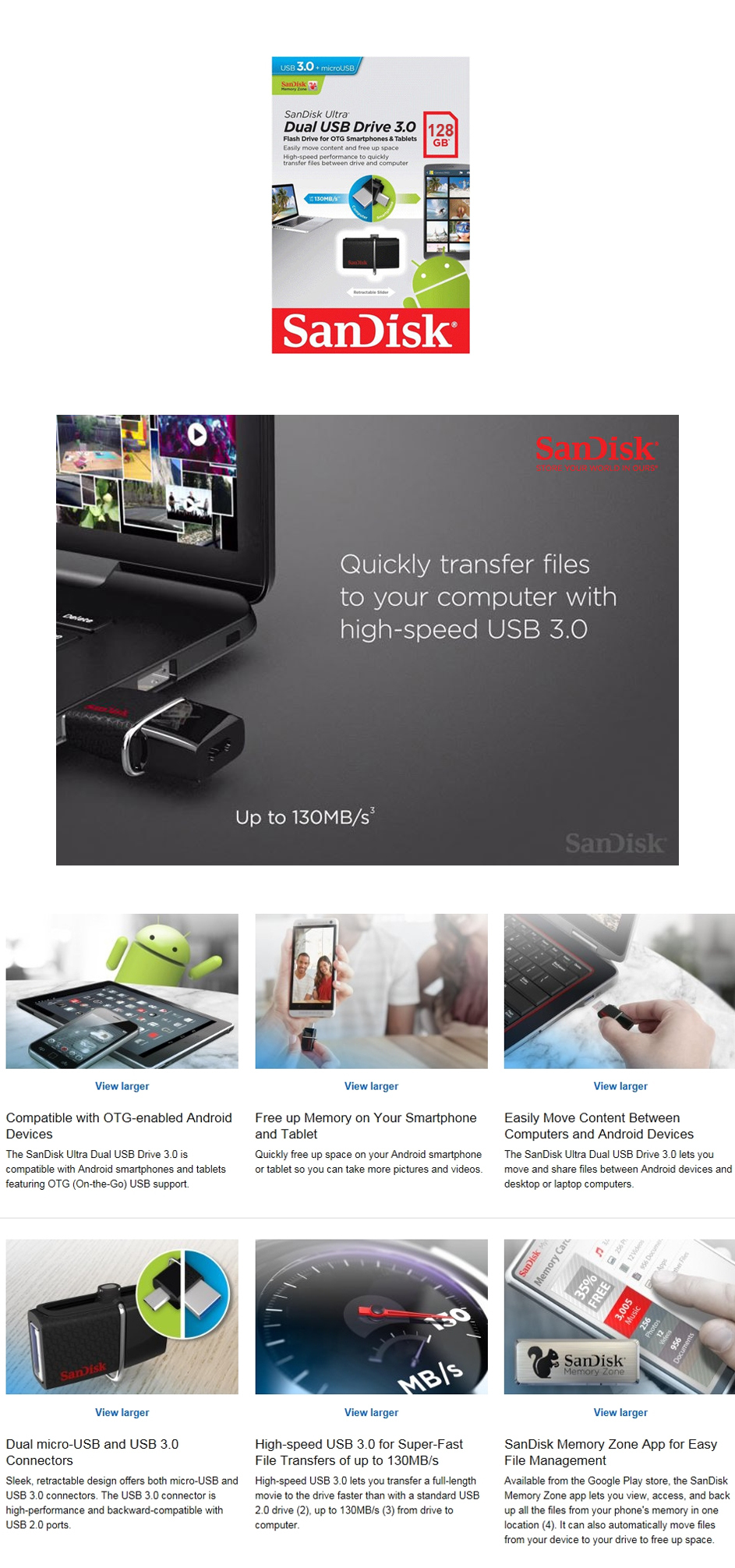 Every Need Want Day Sandisk Ultra Dual Otg 32gb Only 11