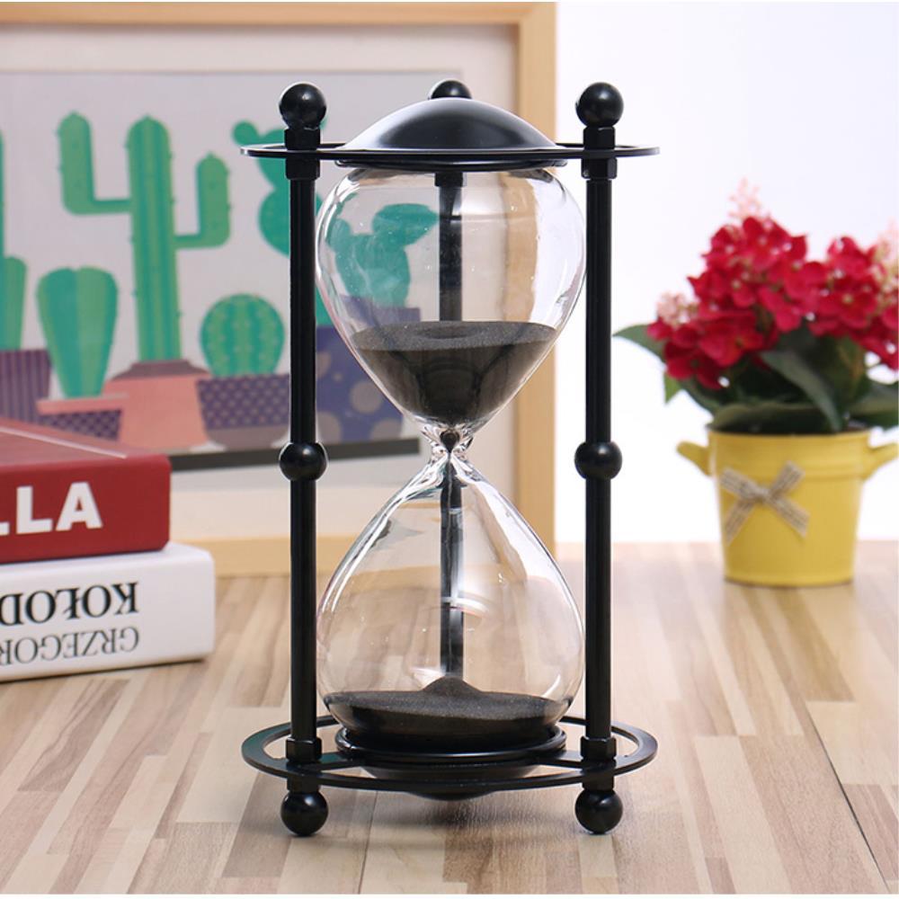 카페 커피숍 인테리어 30분 모래시계 탁자모래시계