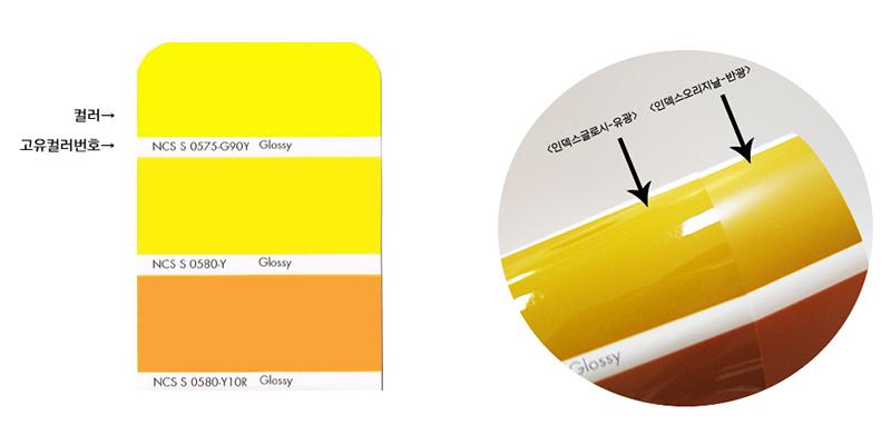 NCS Color NCS칼라북 NCS칼라칩