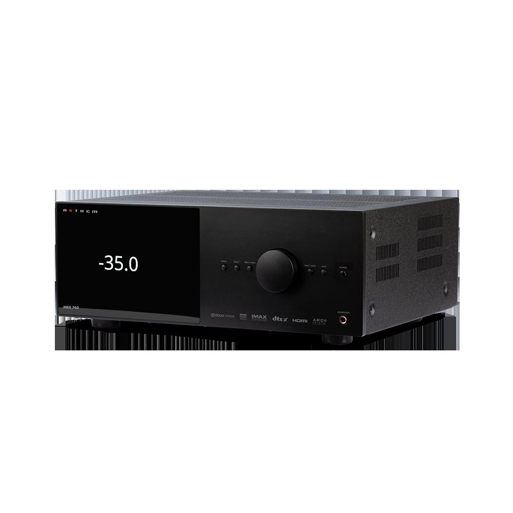 audio receivers