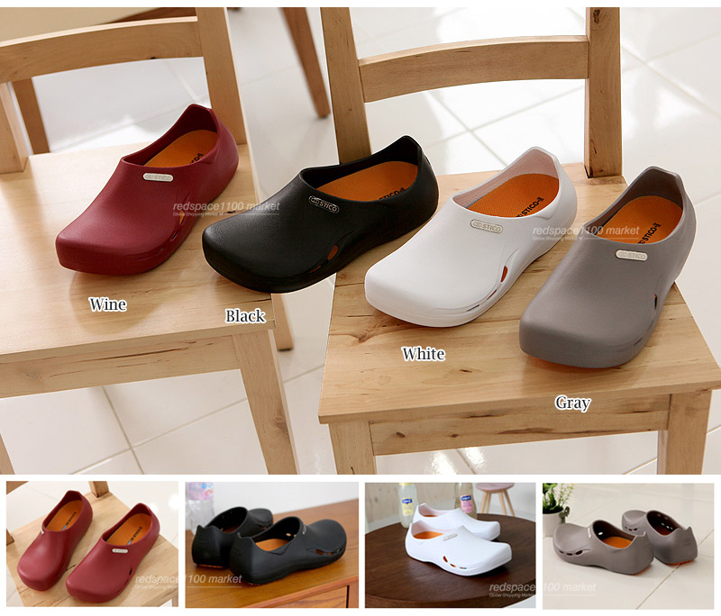New Clogs Best Chef Shoes Kitchen Bathroom Nonslip Safety Shoes Non Slip 03h Ebay