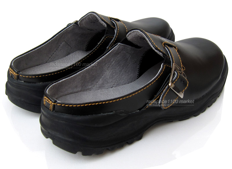 best chef shoes cowhide leather kitchen nonslip safety