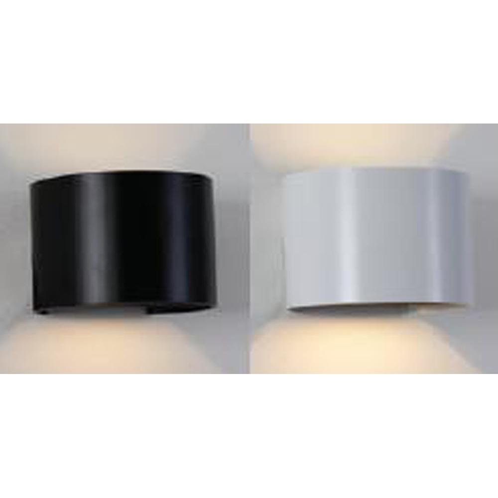 모던 LED 원형 벽등 모노톤 LED10W 모던스타일