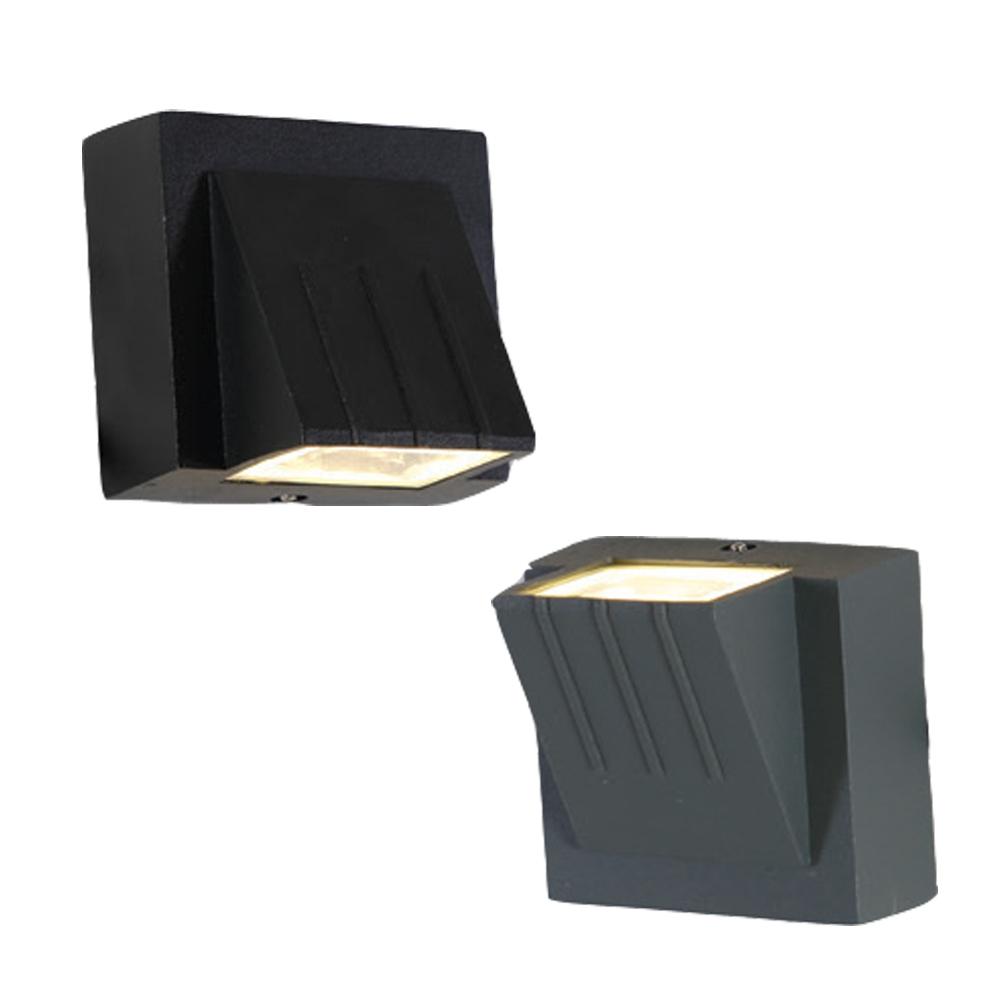 벙커 1등 벽등 LED5W 모던스타일