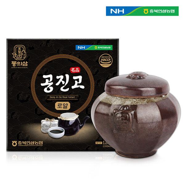 충북인삼농협 [동의삼] 공진고로얄(1kg)