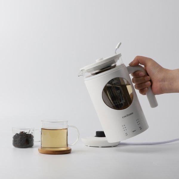 [cocozelle] 코코젤리 스마트 티포트, OC-1505