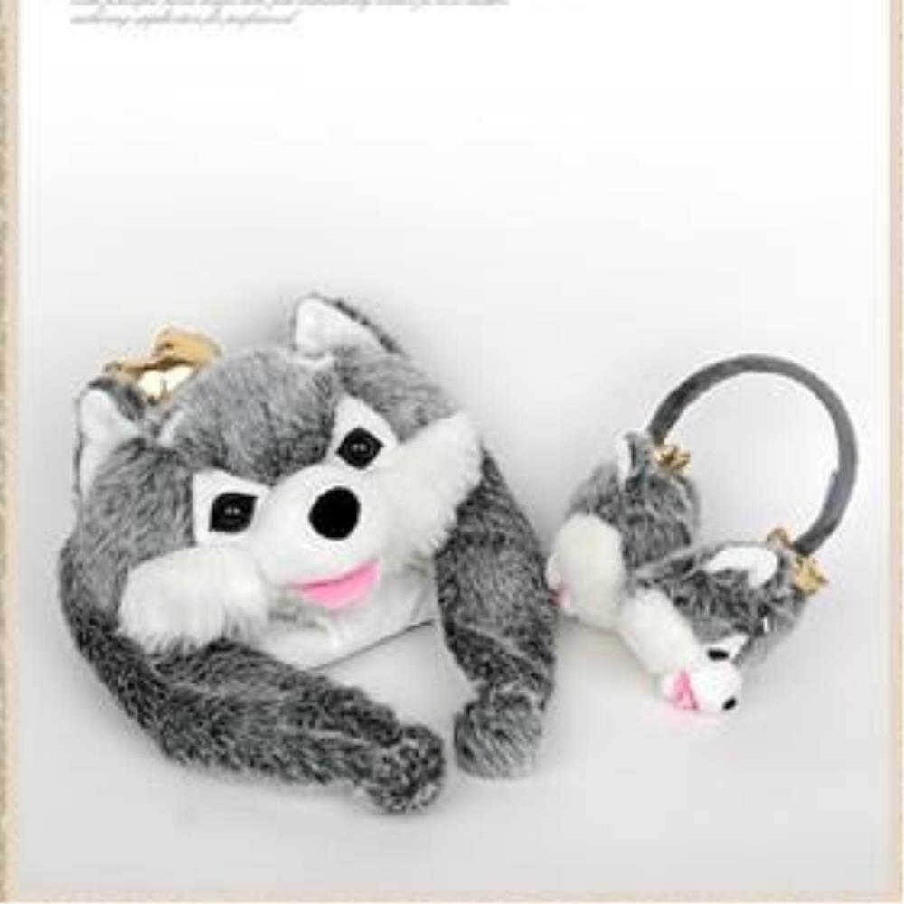 브라우니 방한 캐릭터 아동귀마개 귀덮개 겨울 군대
