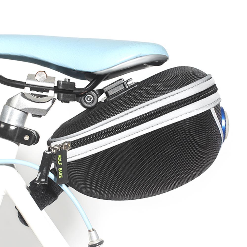 안전등 자전거 안장가방 자전거가방 라이딩 커버 좌석