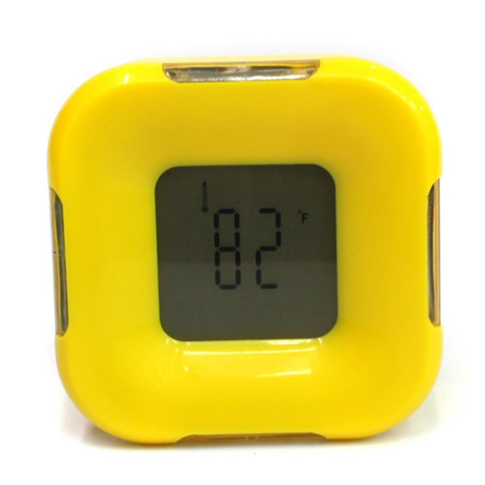 탁상시계 다기능 온도계 디지털 냉장고 아날로그 실내