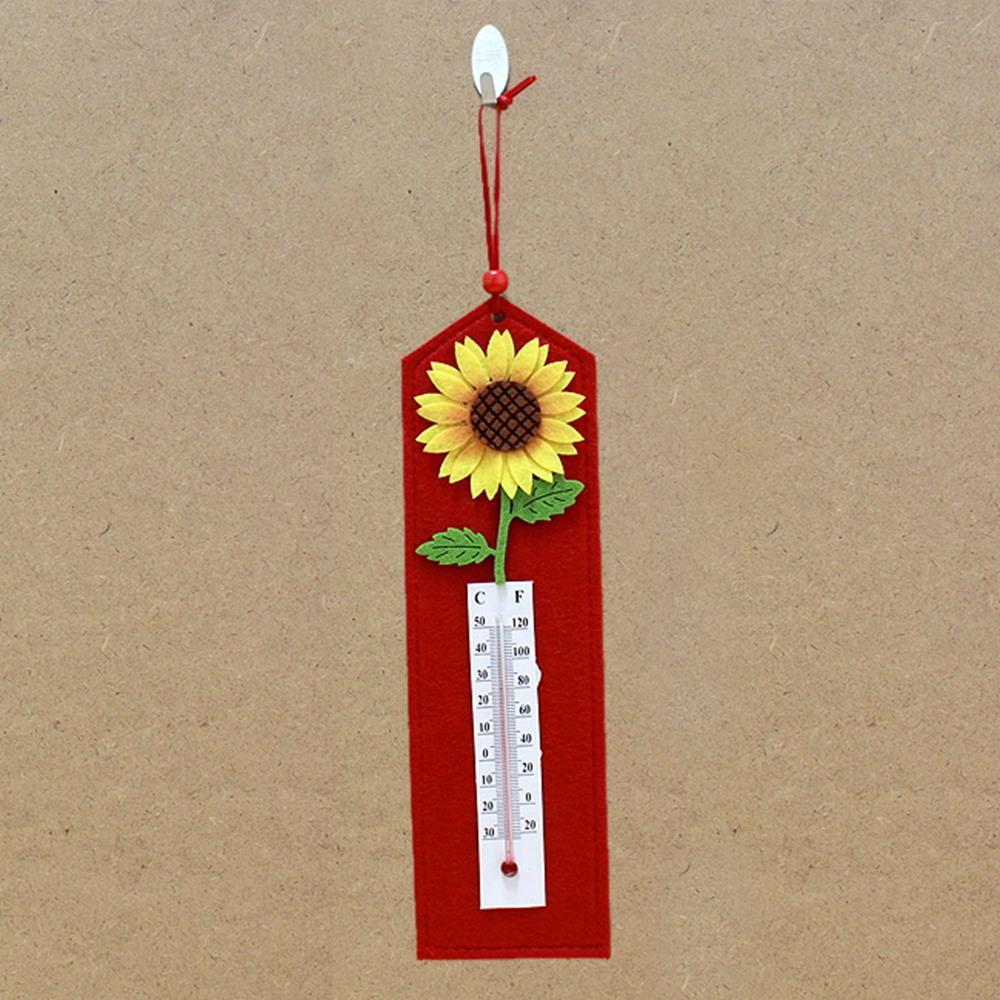 인테리어 아날로그 온도계 디지털 냉장고 온습도계 물