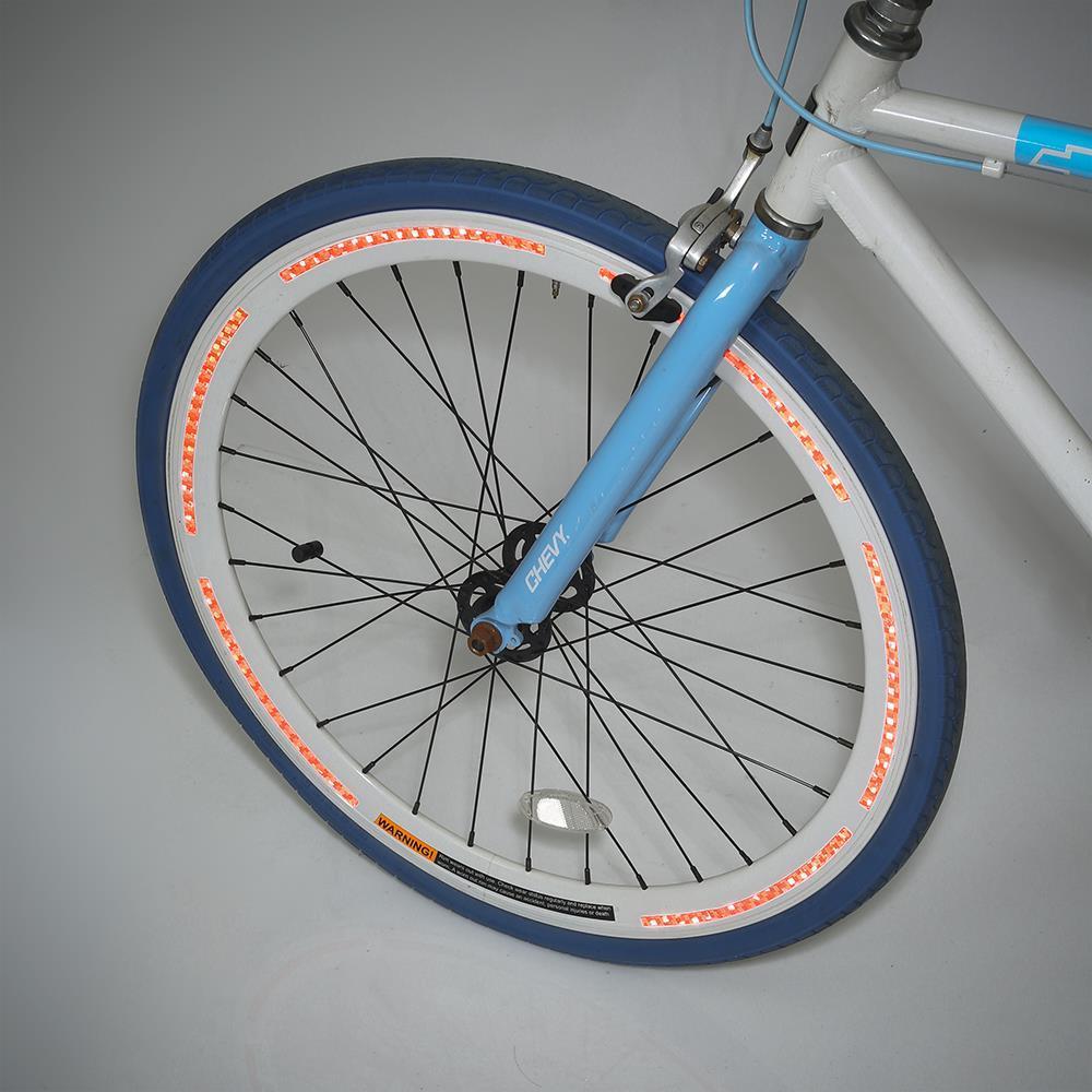 자전거 휠 반사스티커 10P 후미등 반사등 야간 안전