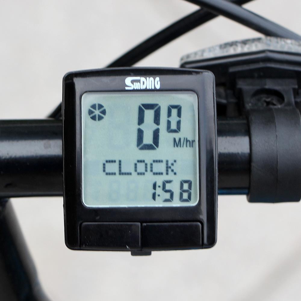 18기능 자전거 속도계 GPS 악세사리 용품 센서 마운트