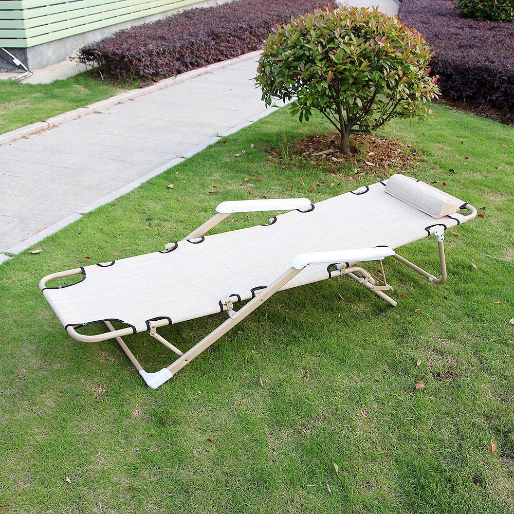 접이식 캠핑 의자침대 체어 스포츠 레저 피크닉 용품