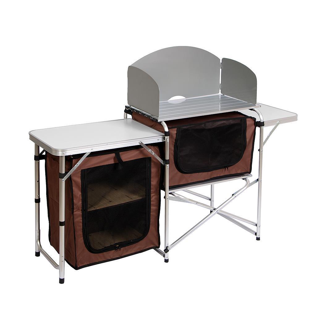 캠핑 접이식 키친테이블 식탁 야외용 휴대용 소풍