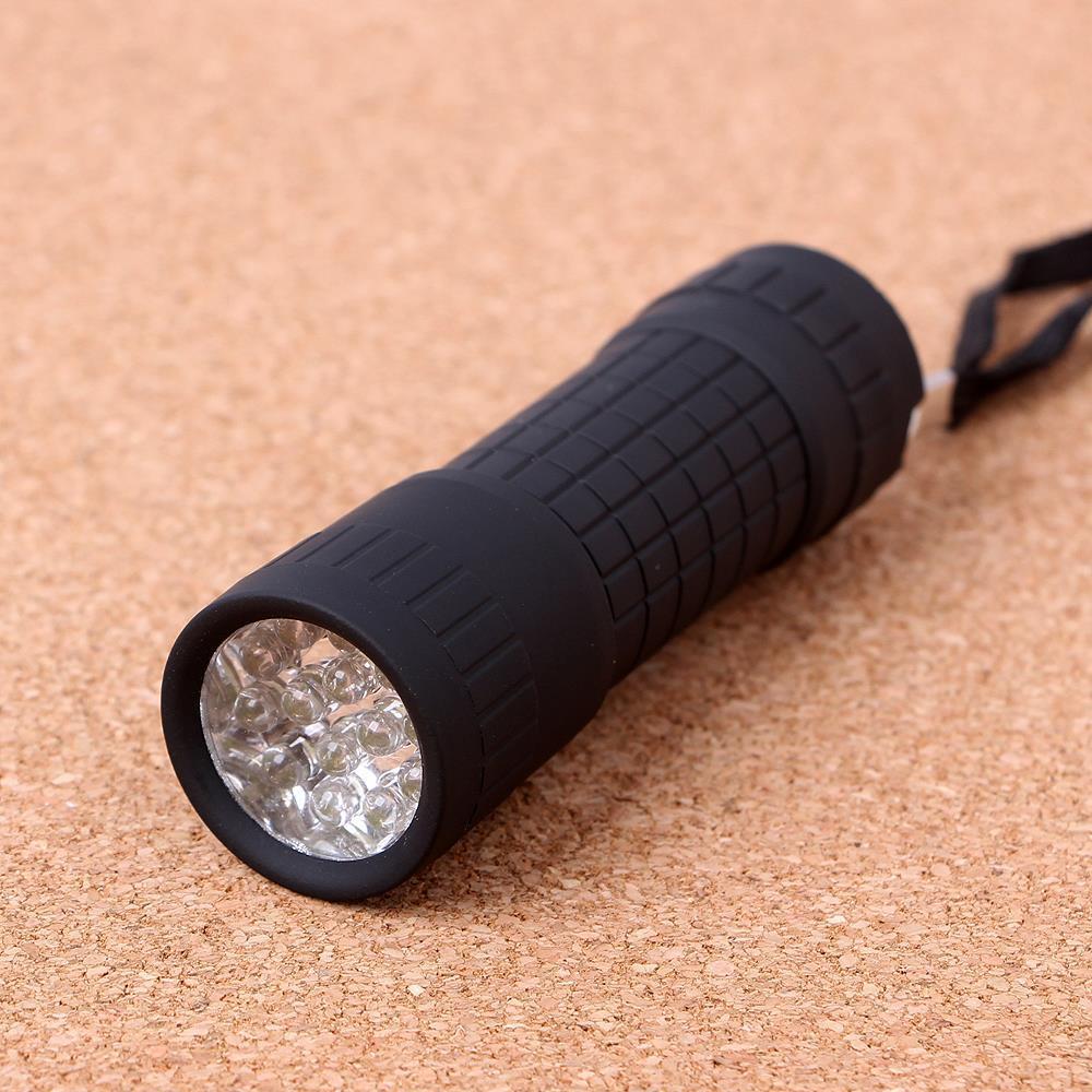 14구 LED 후레쉬 손전등 랜턴 캠핑 라이트 등산 미니