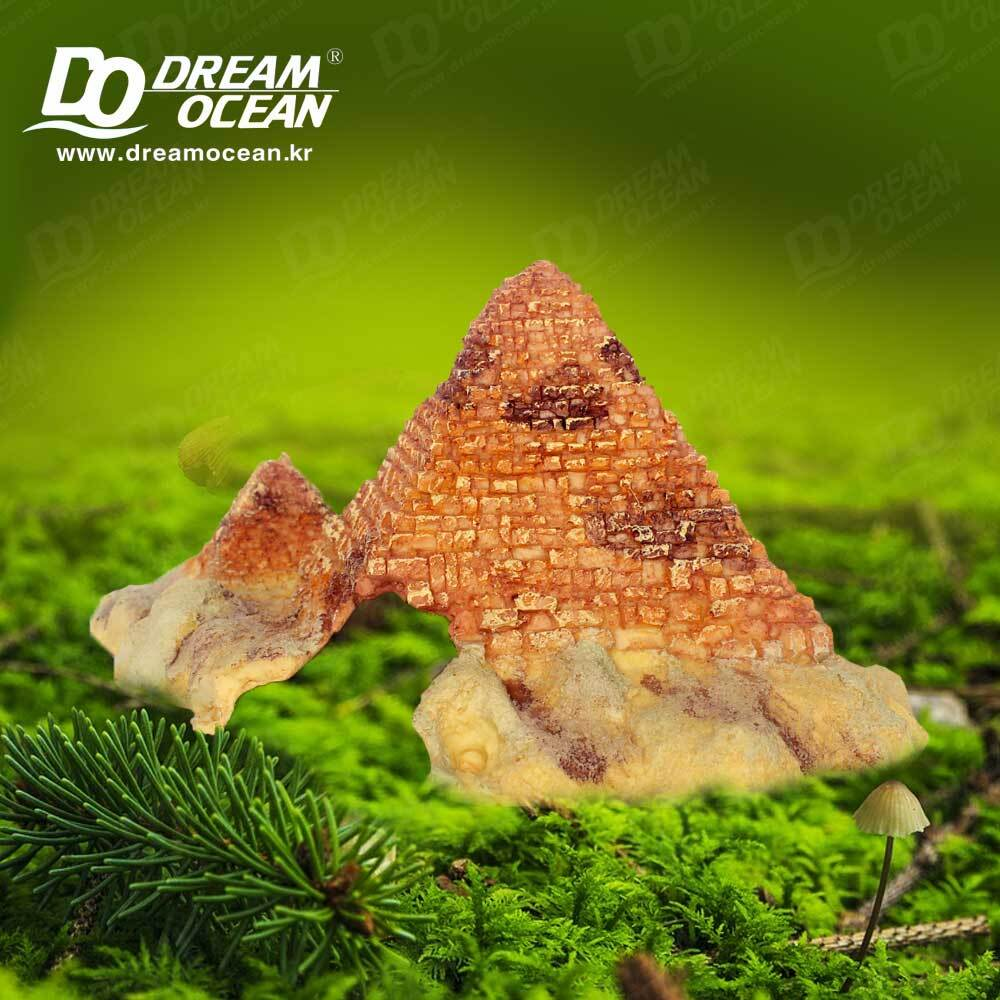 노모이펫 피라미드 (NS-95) 어항 피규어